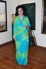 maharani asha gaekwad at Indian Art Maestros exhibition in India Fine Art on 27th March 2012.JPG
