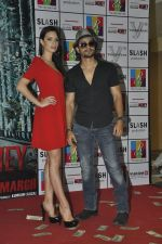 Amrita Puri, Kunal Khemu at Blood Money promotions in R city Mall on 29th March 2012 (44).JPG