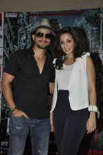 Amrita Puri, Kunal Khemu at Blood Money promotions in R city Mall on 29th March 2012 (59).JPG