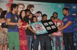 Ayushmann Khurrana, Yami Gautam, John Abraham, Shoojit Sircar at Vicky Donor music launch in Inorbit, Malad on 30th March 2012 (39).JPG