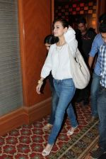 Dia Mirza at IIFA voting in J W MArriott, Mumbai on 30th March 2012 (1).JPG