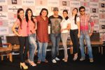 Shazahn, Zarine Khan, Sajid Khan, Akshay Kumar, Asin, Jacqueline Fernandez, Ritesh promote Housefull 2 at the launch of limited edition stocks of BH_s Game Of Fame in J W Marriott on 30th March 201 (88).JPG