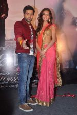 Emraan Hashmi, Esha Gupta at Jannat 2 music launch on 3rd April 2012 (95).JPG