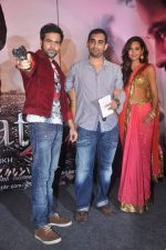 Emraan Hashmi, Kunal Deshmukh, Esha Gupta at Jannat 2 music launch on 3rd April 2012 (59).JPG