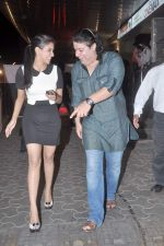 Asin Thottumkal, Sajid Khan at the Special screening of Housefull 2 hosted by Yogesh Lakhani on 6th April 2012 (24).jpg
