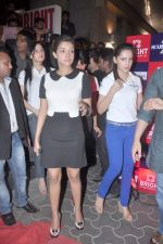 Asin Thottumkal, Shazahn Padamsee at the Special screening of Housefull 2 hosted by Yogesh Lakhani on 6th April 2012 (5).jpg