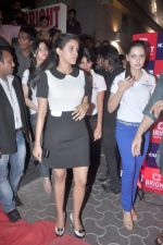 Asin Thottumkal, Shazahn Padamsee at the Special screening of Housefull 2 hosted by Yogesh Lakhani on 6th April 2012 (6).jpg