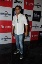 Prashant Shirsat at the Special charity screening of Housefull 2 for Cancer Aid Foundationon 6th April 2012.JPG
