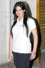 Zarine Khan snapped on 6th April 2012 (4).jpg