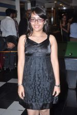 Aanchal Munjal at the Celebration of the Completion Party of 100 Episodes of PARVARISH�..kuch khatti kuch meethi in bowling alley on 7th April 2012 (66).JPG