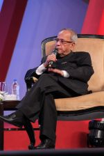 Pranab Mukerjee at Bloomberg UTV Awards in Taj Land_s End on 7th April 2012 (14).JPG