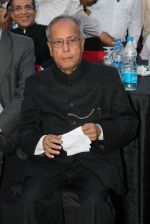 Pranab Mukerjee at Bloomberg UTV Awards in Taj Land_s End on 7th April 2012 (4).JPG