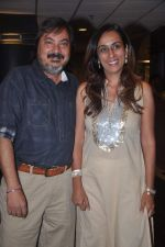 Tony Singh, Deeya Singh at the Celebration of the Completion Party of 100 Episodes of PARVARISH�..kuch khatti kuch meethi in bowling alley on 7th April 2012 (13).JPG