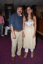 Tony with Deeya Singh at the Celebration of the Completion Party of 100 Episodes of PARVARISH kuch khatti kuch meethi in bowling alley on 7th April 2012.JPG