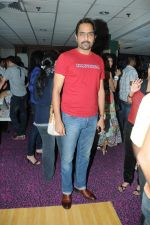 Vishwajeet Pradhan at the Celebration of the Completion Party of 100 Episodes of PARVARISH kuch khatti kuch meethi in bowling alley on 7th April 2012.JPG