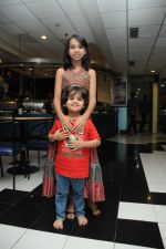 sparsh khanchandani at the Celebration of the Completion Party of 100 Episodes of PARVARISH kuch khatti kuch meethi in bowling alley on 7th April 2012.JPG