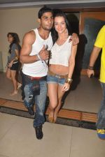 Amy JAckson, Prateik Babbar at Sunburn in Juhu, Mumbai on 8th April 2012 (14).JPG