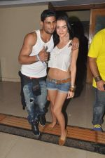 Amy JAckson, Prateik Babbar at Sunburn in Juhu, Mumbai on 8th April 2012 (16).JPG