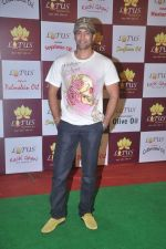 Akashdeep Saigal at Lotus Refinery launch in Tulip Star, Mumbai on 10th April 2012 (53).JPG