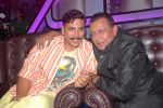 Akshay Kumar, Mithun Chakraborty on the sets of Dance India Dance to promote Rowdy Rathore in Famous Studio on 10th April 2012 (6).JPG