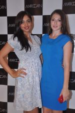 Dina Umarova, Mauli Dave at Marc Cain store in Juhu, Mumbai on 10th April 2012 (11).JPG