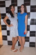 Dina Umarova, Mauli Dave at Marc Cain store in Juhu, Mumbai on 10th April 2012 (9).JPG