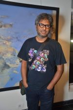 chintan upadhyay at Ravi Mandlik art event in Tao Art Galleryon 10th April 2012.JPG