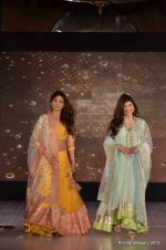 Alka Yagnik at Manish Malhotra - Lilavati_s Save & Empower Girl Child show in Mumbai on 11th April 2012 (161).JPG