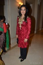 Sunita Menon at Manish Malhotra - Lilavati_s Save & Empower Girl Child show in Mumbai on 11th April 2012 (281).JPG