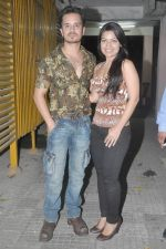 Amita Pathak, Raghav Sachar at Bitto Boss spl screening at Ketnav, Mumbai on 13th April 2012 (27).jpg