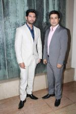 Chirag Paswan at AIAC Golden Achievers Awards in The Club on 12th April 2012 (55).JPG