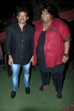 RamGopal Varma, Ganesh Acharya at the Launch of Sizzling Item Song Dan Dan from RGV�s Department on 13th April 2012 (26).JPG