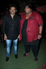 RamGopal Varma, Ganesh Acharya at the Launch of Sizzling Item Song Dan Dan from RGV�s Department on 13th April 2012 (27).JPG