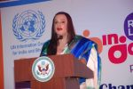 Lakshmi Tripathi at 2nd Annual Young Changemakers Conclave 2012 in US Consulate on 14th April 2012 (58).JPG