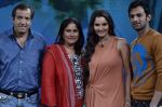 Sania Mirza, Shoaib Malik at  NDTV_s Raveena chat show inMumbai on 14th April 2012 (45).JPG
