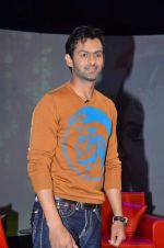 Shoaib Malik at  NDTV_s Raveena chat show inMumbai on 14th April 2012 (105).JPG