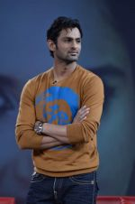 Shoaib Malik at  NDTV_s Raveena chat show inMumbai on 14th April 2012 (26).JPG