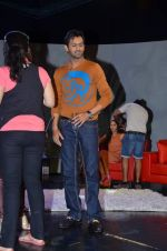 Shoaib Malik at  NDTV_s Raveena chat show inMumbai on 14th April 2012 (27).JPG