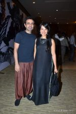 mayank and shraddha nigam at ABIL Pune Fashion Weekon 13th April 2012-1 (2).JPG