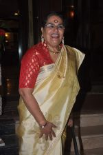Usha Uthup at the sangeet Ceremony of Bappa Lahiri and  Taneesha Verma in Juhu Millenium Club, Mumbai on 15th April 2012 (1).JPG