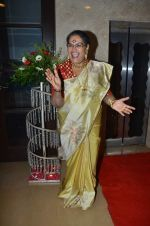 usha uthup at the sangeet Ceremony of Bappa Lahiri and  Taneesha Verma in Juhu Millenium Club, Mumbai on 15th April 2012.JPG