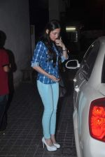 Sanjeeda Sheikh at Vicky Donor special screening hosted by John in PVR, Juhu, Mumbai on 19th April 2012 (67).JPG