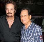 Akbar Khan And Sawan Kumar  At Priyadarshan Success Party.JPG