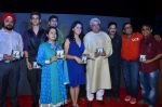 Javed Akhtar, Kunal Ganjawala at the Music Launch of film Yeh Khula Aasmaan in Ramada on 24th April 2012 (166).JPG