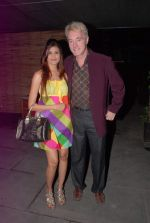 Gary Richardson at Alfredo_s bash in Andheri, Mumbai on 27th April 2012 (32).JPG