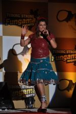 Mamta Sharma performs at Tuborg Strong Fungama Nites in Thane, Mumbai on 29th April 2012 (1).JPG