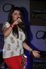 Mamta Sharma performs at Tuborg Strong Fungama Nites in Thane, Mumbai on 29th April 2012 (12).JPG