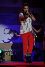 Mamta Sharma performs at Tuborg Strong Fungama Nites in Thane, Mumbai on 29th April 2012 (15).JPG