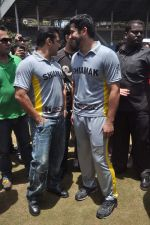 Aftab Shivdasani, Salman Khan at Junnon match organised by Roataract Club of HR College on 1st May 2012 (72).JPG