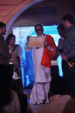 Bal Thackeray at NBC Awards in Trident, Mumbai on 1st May 2012 (27).JPG